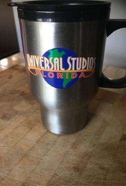 Universal studios insulated coffee mug Thumbnail