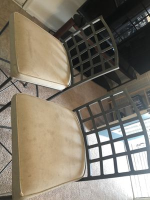 2 barstool chairs for Sale in Bristow, VA