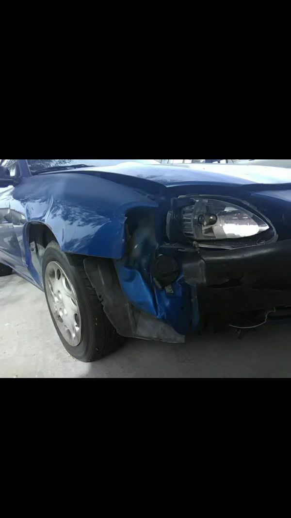 99 ford escort zx2 parts