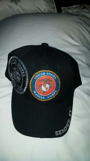 Marine hat for Sale in Saint Louis, MO