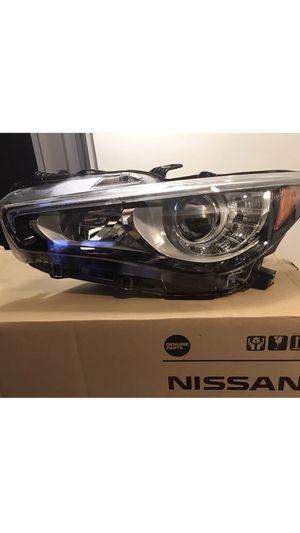 Infiniti Q50 Head Lamp NEW for Sale in Colesville, MD