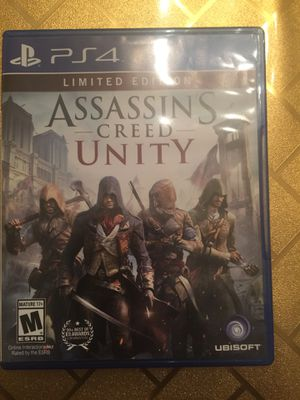 Assassins creed Unity for Sale in Hyattsville, MD