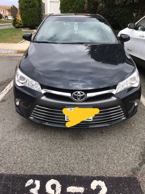 2016 Toyota Camry SE ONLY PARTS!!!! KEEPONG FRAME FOR A PROJECT for Sale in Fort Washington, MD