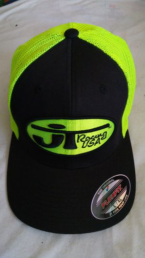 41b47808ac1 JT RACING USA HAT SIZE LG-XL FLEXFIT BRAND NEW for Sale in Escondido