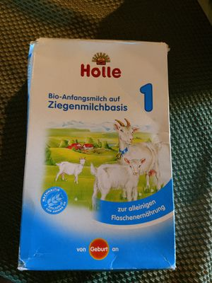 Free with any purchase: Holle OrganicGoat milk formula plus other organic cow milk formulas. for Sale in Chandler, AZ