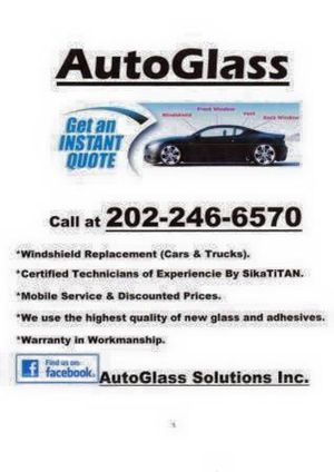 AutoGlass Replacement for Sale in Germantown, MD