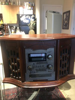 Stereo/CD/Record Player to CD Recorder for Sale in North Bethesda, MD