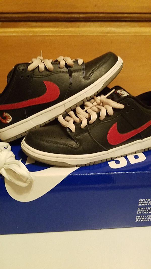 Nike Dunk low premium SB Shrimp size 9 for Sale in Beaverton 9075bc289703