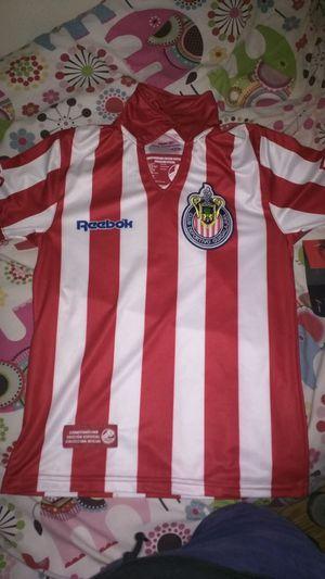 52f54e3f839 Chivas jersey playera Guadalajara for Sale in Hesperia