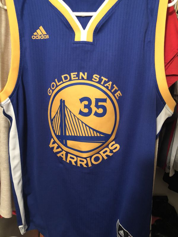 3e4468fbf29 Authentic Golden State KD Jersey for Sale in Kansas City
