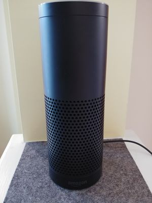 Amazon Echo Alexa Original Version for Sale in Clarksburg, MD