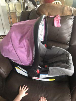 Photo Infant car seat