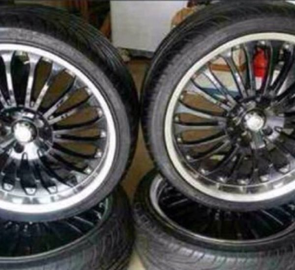 20 Inch Rims For Sale In Palmdale, CA