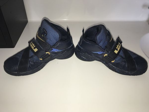 2bba3e49b915    Lebron James sneakers size 12C only  30 obo    (Baby   Kids) in Elk Grove