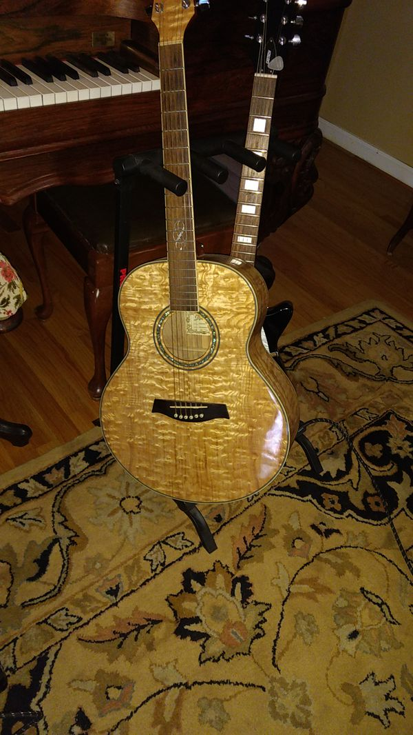 Ibanez Exotic Wood Acoustic Guitar For Sale In West Sacramento Ca Offerup