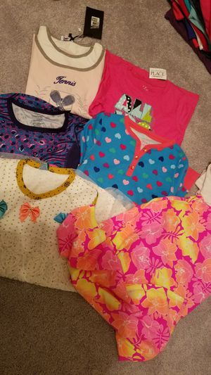 Girls size 6/6x new with tags clothes for Sale in Manassas, VA