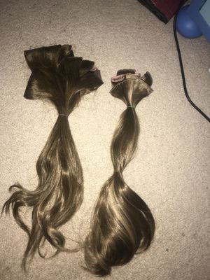 Natural hair extensions for Sale in Phoenix, AZ