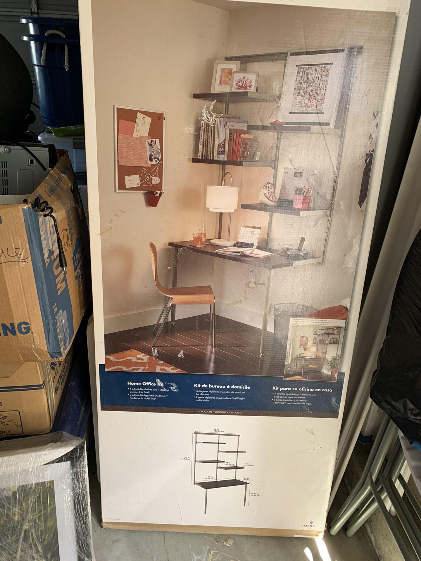 Desk, New In Box!