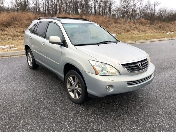 Nice And Clean Lexus Rx400 Hybrid With Navigation