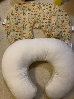 Boppy nursing pillow and positioner Thumbnail