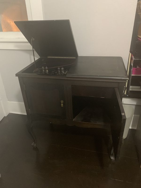 Victrola Cabinet For Sale In Tacoma Wa Offerup