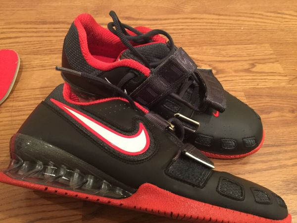 Nike romaleos II power lifting shoes. Size 8 for Sale in Huntington ... 19b747c0a