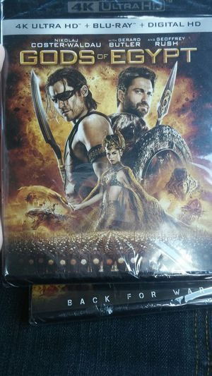 Gods of Egypt for Sale in Dallas, TX