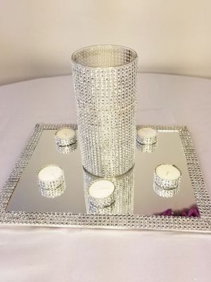 Home Decore dining table decoration ,wedding centerpiece. for Sale in St. Louis, MO