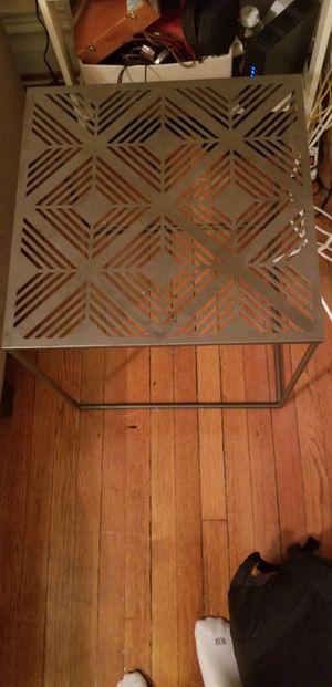 Metal coffee table for Sale in Washington, DC