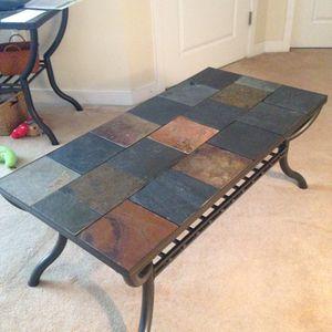 Black. Metal Coffee Table for Sale in Arlington, VA