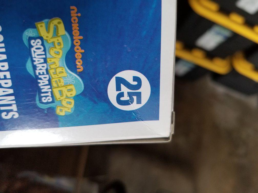 Funko Pop Spongebob Squarepants HT exclusive GITD