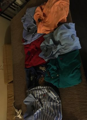 Bundle Of Polo Shirts All Mediums for Sale in Washington, DC