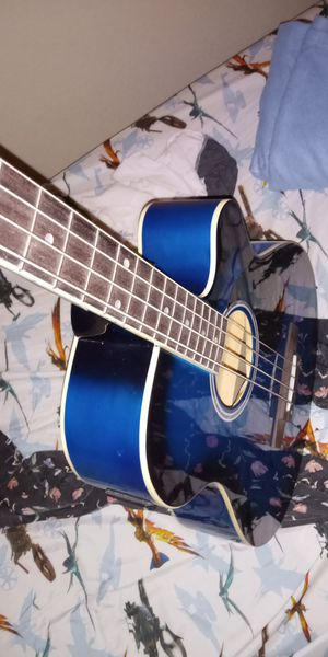 Acoustic electric bass guitar by best choice product for Sale in Las Vegas, NV