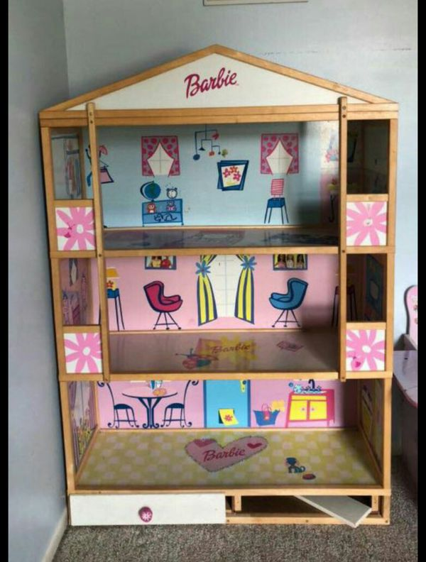 Large Barbie Doll House For Sale In Celebration Fl Offerup