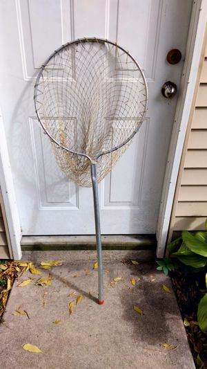 3 ft aluminum fish landing net for Sale in Chicago, IL