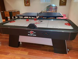table tennis table ,game table and soccer table for Sale in Potomac, MD
