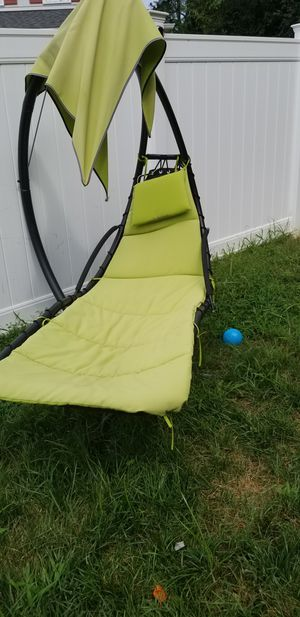 Outdoor sewing chair originally bought $275 for Sale in Silver Spring, MD