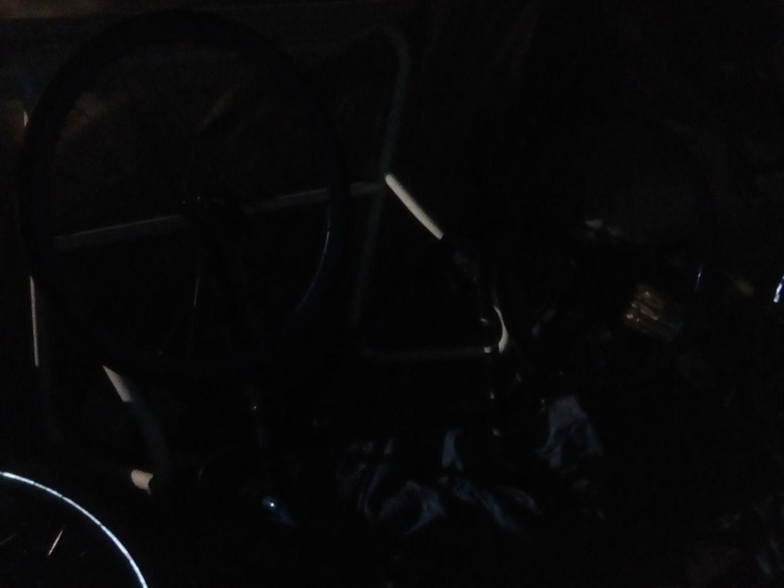 "SE PK Ripper black & blue 26""frame like new.Hardly ever ridden bought New.Custom Carbon Fiber rims vintage saddle leather seat.priced to sell fast."