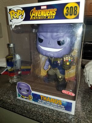 thanos funko pop for Sale in Kissimmee, FL