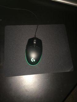 Keyboard and mouse Thumbnail