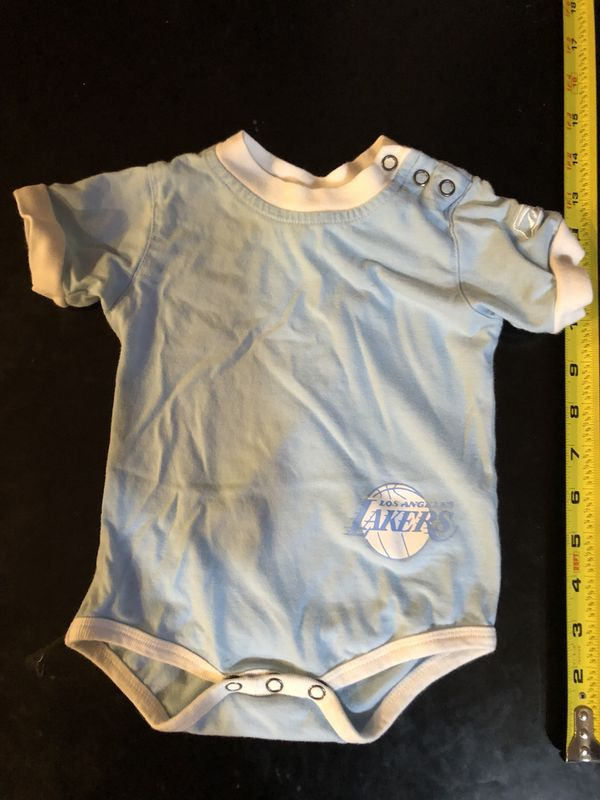 pretty nice 5244d a14c4 Los Angeles Lakers infant clothes for Sale in Camarillo, CA - OfferUp