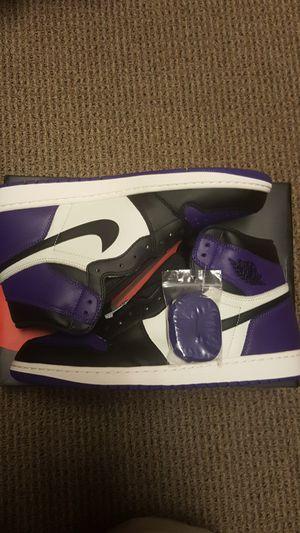 Air Jordan 1 Purple for Sale in Los Angeles, CA