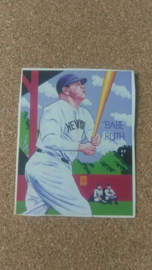 BABE RUTH for Sale in North Potomac, MD