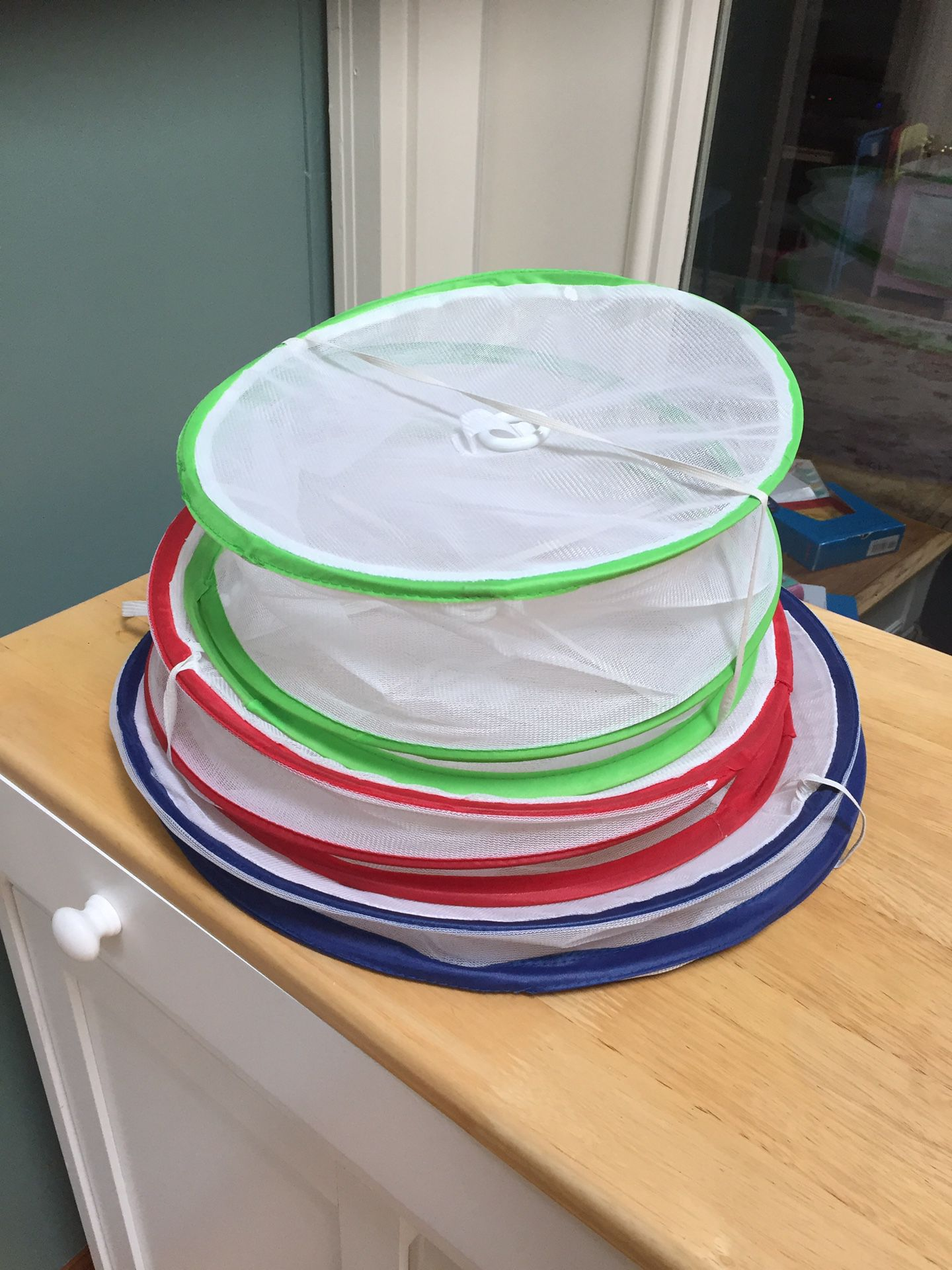 3 Outdoor Food Covers