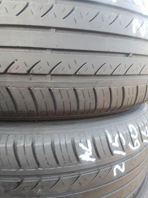 215/60-16 #2 tires for Sale in Alexandria, VA