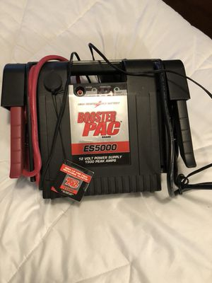 Booster PAC ES 5000 for Sale in Miami, FL