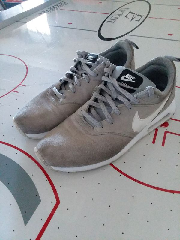 9d345e3d6dac Nike Air Max Tavas Wolf Grey Suede Shoes Sneakers for Sale in Mesa ...
