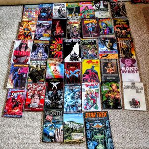 Lot of Graphic Novels for Sale in Baltimore, MD