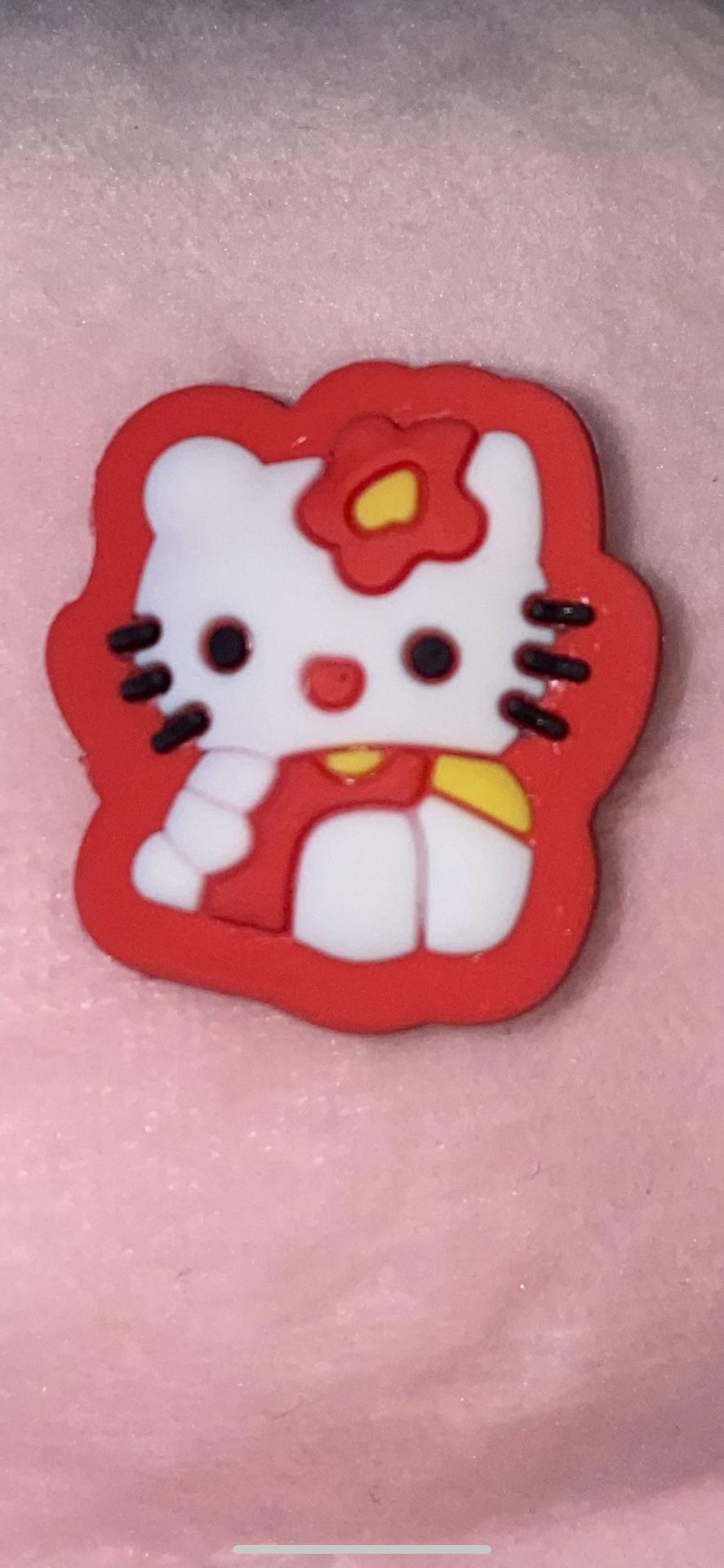 hello Kitty gibbets for crocs🥰 charms