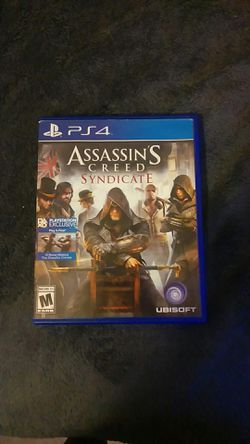 PS4 games (Call of duty WW2,Assassin's Creed syndicate) Thumbnail